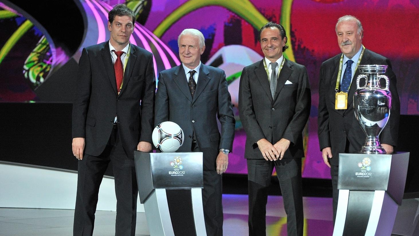 Live-Blog zur Auslosung der EURO 2012 | European ...
