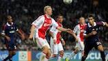 'Special' night for Ajax's Boilesen and Lyon's Bastos