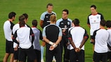 Fabio Capello is 'very happy' with the choice of England's friendly opponents