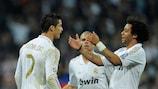 Marcelo's Madrid in for long haul