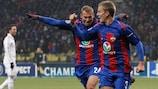 Madrid momentum halted by CSKA's Wernbloom