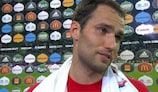 Roman Shirokov in his post-match interview