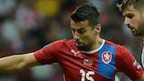 Milan Baroš has called time on his international career