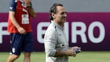 Prandelli lança repto à Itália