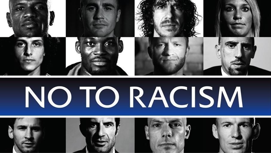 UEFA says No to Racism | UEFA Champions League | UEFA.com