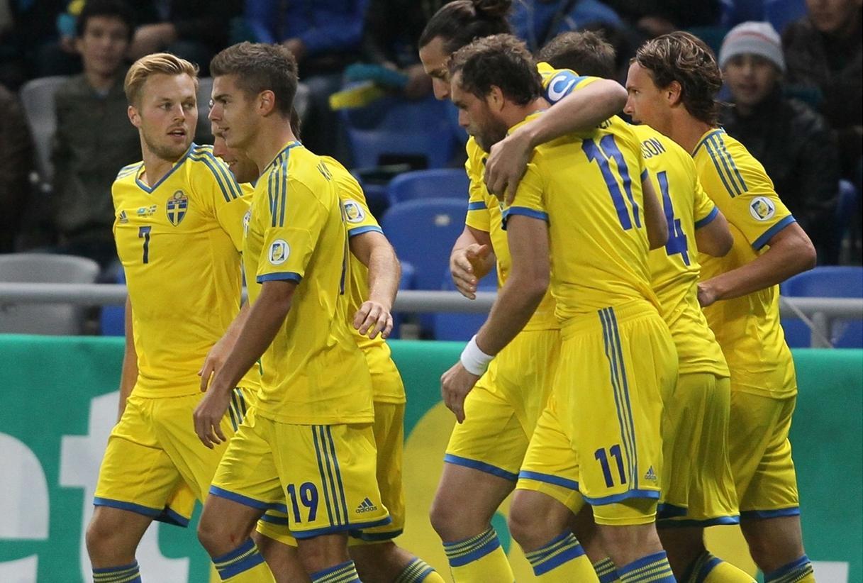 Ibrahimović steers Sweden past Kazakhstan   European ...