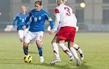Patrizia Panico got on the scoresheet for Italy