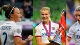 Bronze, Hegerberg y Henry: ¿Quién ganará?