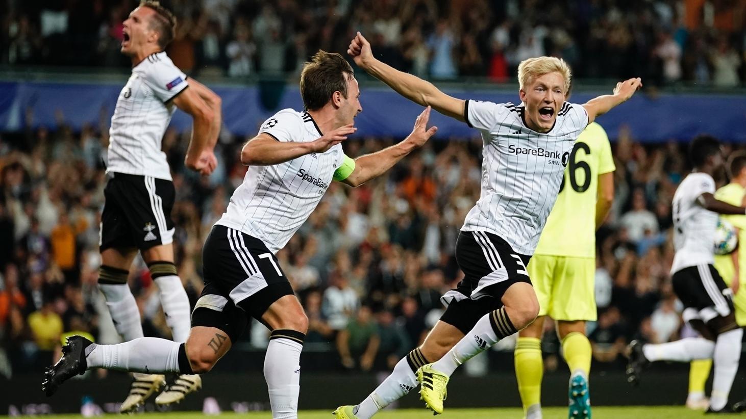 Highlights Rosenborg 1 1 Dinamo Zagreb Uefa Champions League Uefa Com