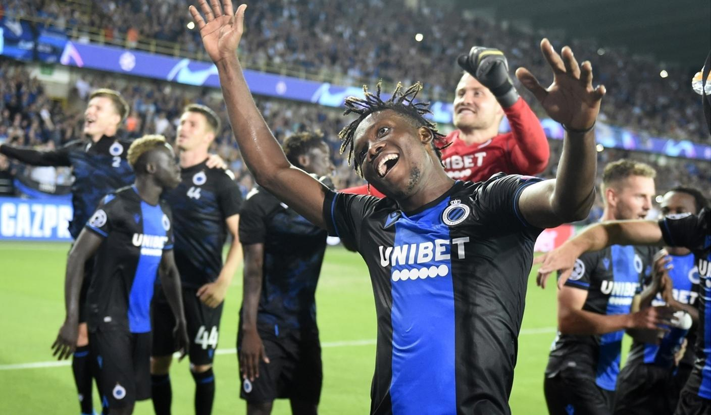Club Brugge Crowned Belgium Pro League Champions As League Ends Abruptly