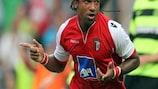Alan abriu caminho ao triunfo do Braga sobre o Celtic