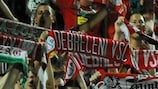 Debrecen will hope to get off to a winning start in front of their home fans