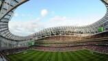 El Dublin Arena acogerá la final de la UEFA Europa League