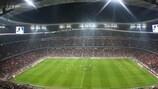 La Fußball Arena München ospiterà la finale di UEFA Champions League