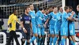 Shirokov-inspired Zenit defeat ten-man Porto