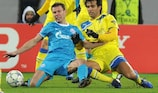 APOEL gained the point they required to go through