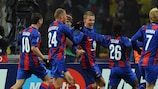 CSKA's Wernbloom relishes goal to remember