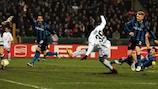 Mame Diouf erzielte das Siegtor für Hannover