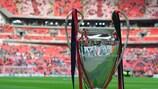 Das Finale wird wieder in Wembley stattfinden