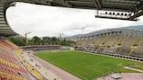 El estadio del Vardar espera alrededor de 33.000 aficionados para el partido ante el BATE