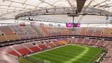 """Финал Лиги Европы в этом сезоне пройдет на стадионе """"Национальный"""" в Варшаве"""