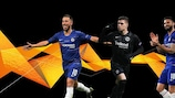 Три претендента на награду Лучшему игроку Лиги Европы
