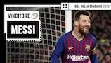 È di Lionel Messi il gol della Stagione di UEFA.com