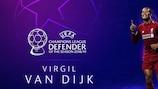 Virgil van Dijk : Défenseur de la Saison