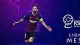 Lionel Messi : Attaquant de la Saison