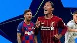 Опубликованы заявки на групповой этап Лиги чемпионов