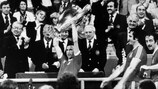 John McGovern gewann 1979 mit Nottingham Forest