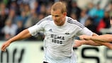 Steffen Iversen was on the scoresheet for Rosenborg in the first game