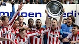 PSV are the champions of the Netherlands
