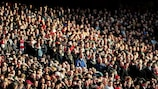 Safety at football matches is a priority to ensure a positive fan experience