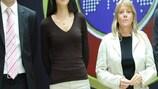 Les chercheurs du projet Bourse de recherche de l'UEFA 2010/11