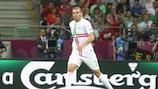 Carlsberg был одним из главных спонсоров ЕВРО-2012