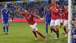 Norwegen wahrt seine WM-Chance