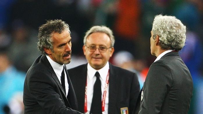 Domenech Left Cursing France S Luck Uefa Euro 2020 Uefa Com