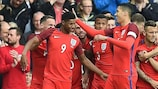 England have the youngest squad