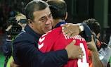Armeniens Sargis Hovsepyan wurde von der UEFA ausgezeichnet