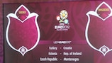 Sorteggio spareggi UEFA EURO 2012
