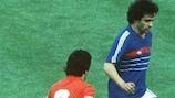 Michel Platini marcou um dos golos da vitória da França sobre a Espanha na final do Campeonato da Europa de 1984