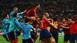 La Spagna giocherà la finale contro la Germania o l'Italia