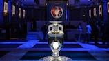 A Taça Henri Delaunay em disputa no próximo Verão