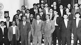 Советская делегация в 1960 году
