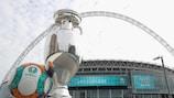 Wembley accueillera les demi-finales et la finale