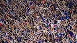 UEFA EURO 2020 : les premiers billets ont été alloués