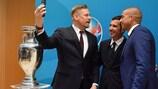Gli ambasciatori di UEFA EURO 2020