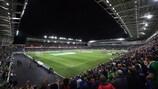 Supercoppa 2021: Belfast