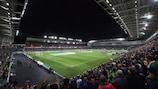 Superpokal 2021 in Belfast